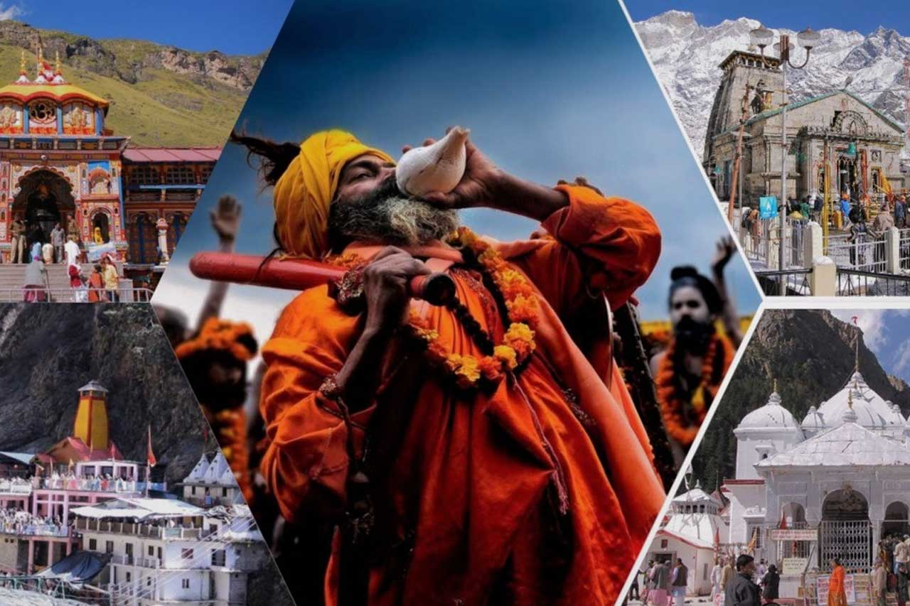 Taxi for chardham yatra