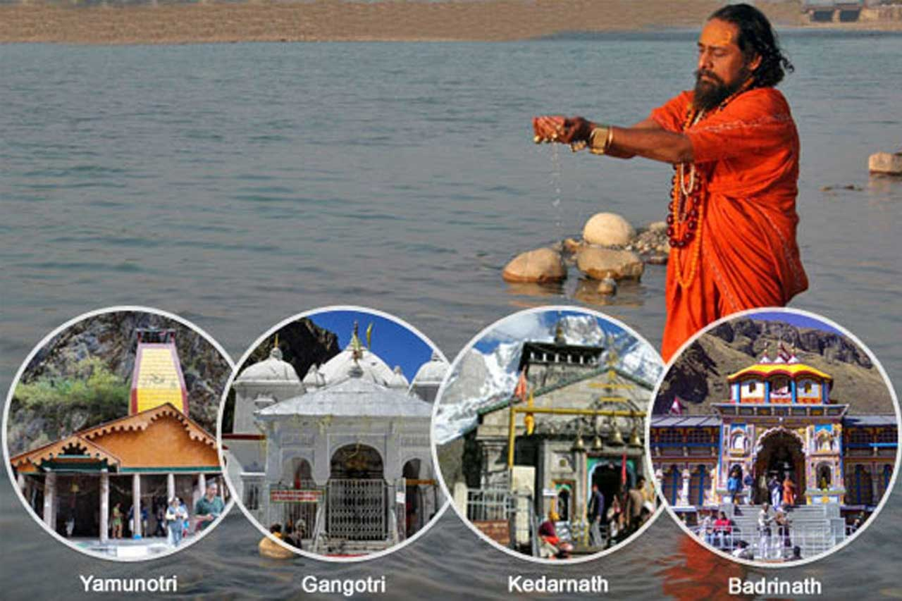 Special agent for chardham package