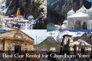 Best Car Rental for Chardham Yatra