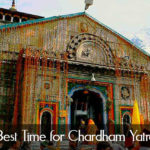 Best time for chardham yatra