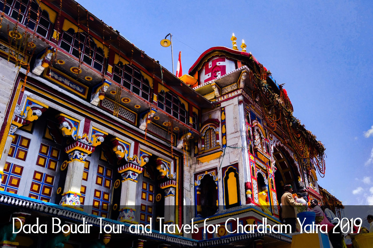 Dada Boudi Tour & Travels for Chardham Tourism