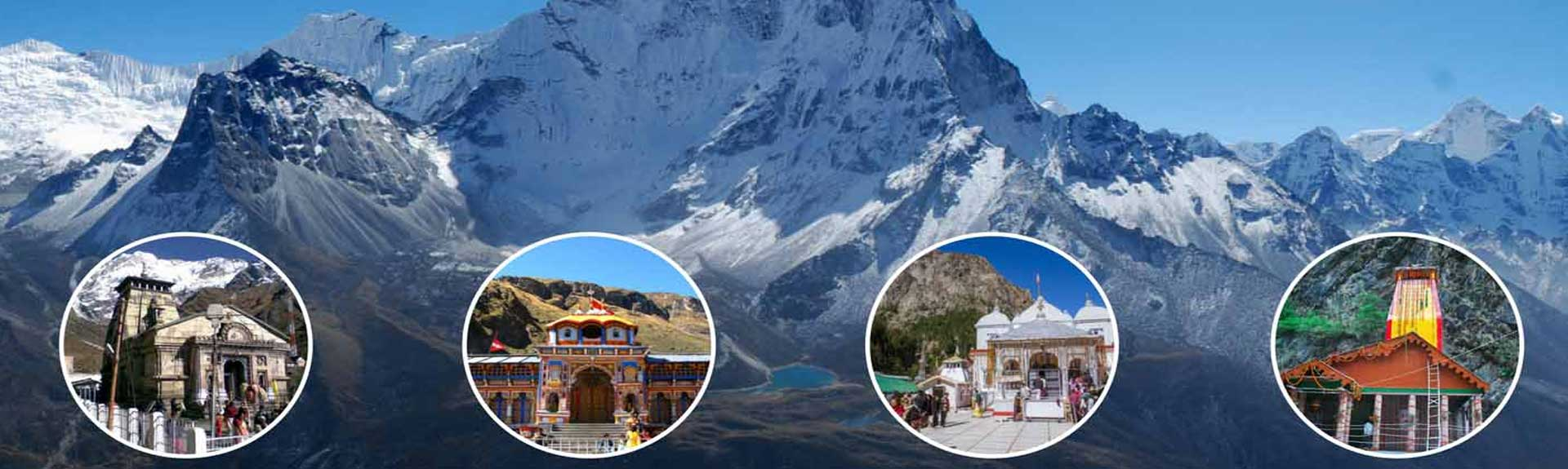 Char Dham Hotel Booking
