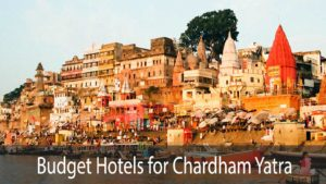 Deluxe Hotels for Char Dham Yatra