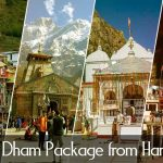 Char Dham Package from Haridwar